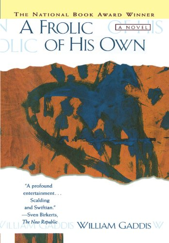 Frolic of His Own   1995 edition cover