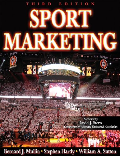 Sport Marketing  3rd 2007 (Revised) edition cover
