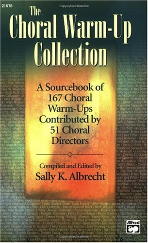Choral Warm-Up Collection   2003 edition cover