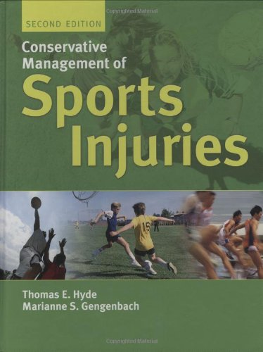 Conservative Management of Sports Injuries  2nd 2007 (Revised) edition cover