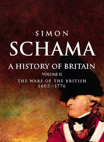History of Britain The Wars of the British, 1603-1776  2000 edition cover
