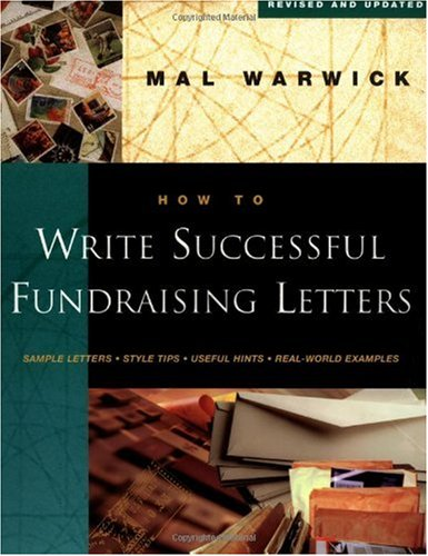 How to Write Successful Fundraising Letters  2nd 2001 edition cover