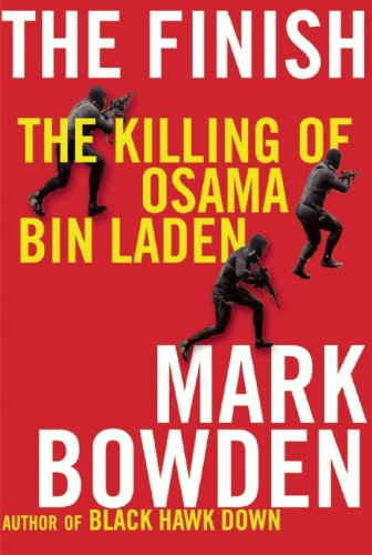 Finish The Killing of Osama Bin Laden N/A edition cover