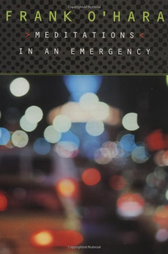Meditations in an Emergency  2nd (Reprint) edition cover