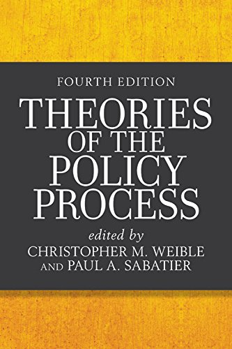 Theories of the Policy Process  4th 2017 9780813350523 Front Cover