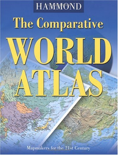 Comparative World Atlas  2004 edition cover