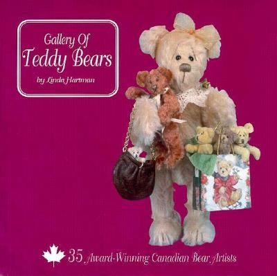 Gallery of Teddy Bears N/A 9780875884523 Front Cover