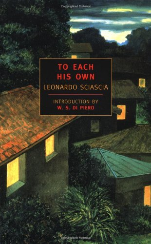 To Each His Own   2000 edition cover