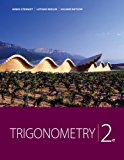 Student Solutions Manual for Stewart/Redlin/Watson's Trigonometry  2nd 2013 9781133103523 Front Cover
