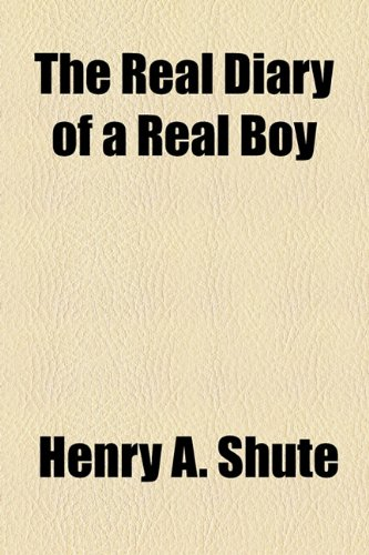 Real Diary of a Real Boy   2010 edition cover