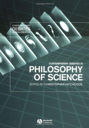 Contemporary Debates in Philosophy of Science   2004 edition cover