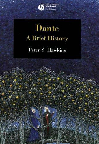 Dante A Brief History  2006 edition cover