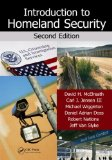 Introduction to Homeland Security Second Edition  2nd 2013 (Revised) edition cover