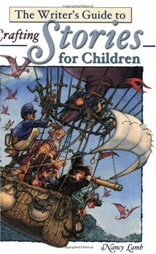 Writer's Guide to Crafting Stories for Children   2001 edition cover