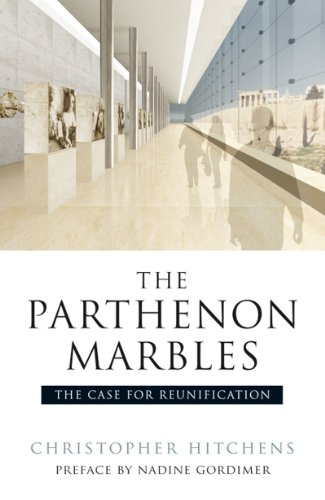 Parthenon Marbles The Case for Reunification 3rd 2008 (Revised) edition cover