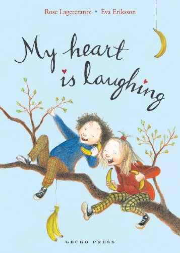 My Heart Is Laughing:   2014 edition cover