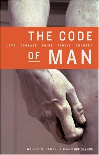 Code of Man Love Courage Pride Family Country N/A 9780060087524 Front Cover