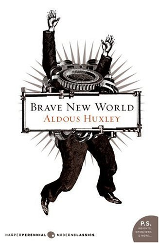 Brave New World  N/A 9780060850524 Front Cover