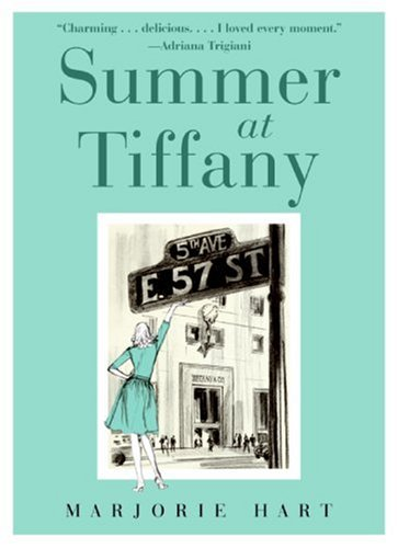 Summer at Tiffany   2007 9780061189524 Front Cover