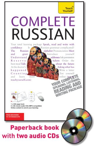 Complete Russian  5th 2011 edition cover