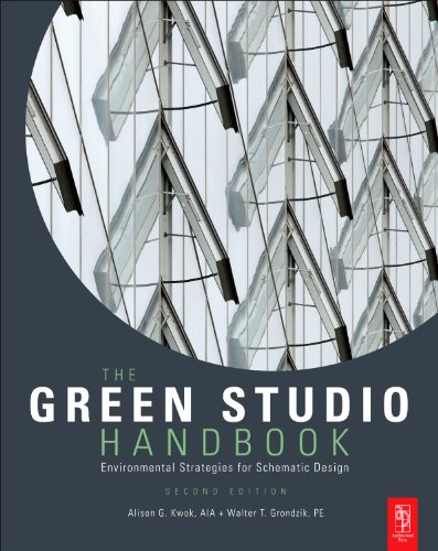 Green Studio Handbook Environmental Strategies for Schematic Design 2nd 2011 (Revised) edition cover