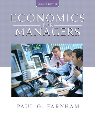 Economics for Managers  2nd 2010 edition cover