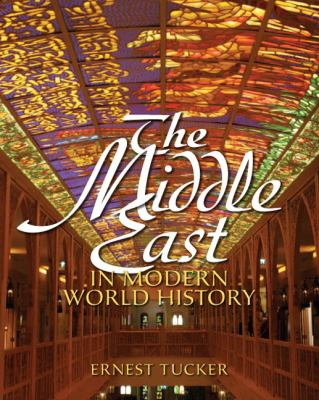 Middle East in Modern World History   2013 (Revised) edition cover