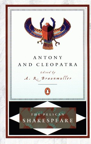 Antony and Cleopatra   1999 (Revised) edition cover