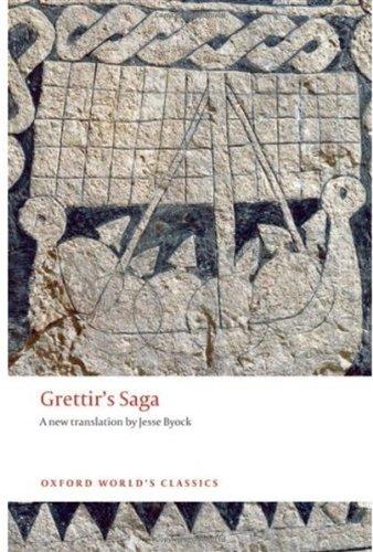 Grettir's Saga   2009 edition cover