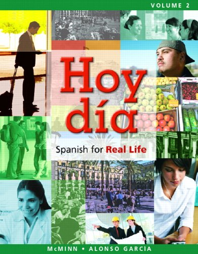 Hoy D�a Spanish for Real Life  2011 edition cover