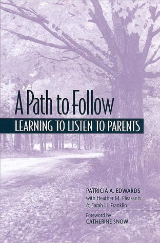 Path to Follow Learning to Listen to Parents  1999 edition cover