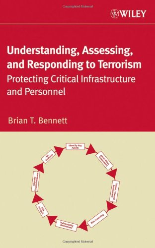 Understanding, Assessing, and Responding to Terrorism Protecting Critical Infrastructure and Personnel  2007 edition cover