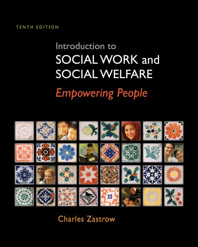 Introduction to Social Work and Social Welfare Empowering People 10th 2010 edition cover