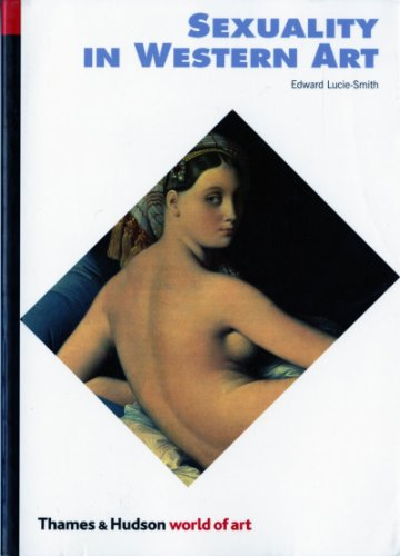 Sexuality in Western Art  2nd 1991 (Revised) edition cover