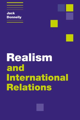 Realism and International Relations   2000 edition cover