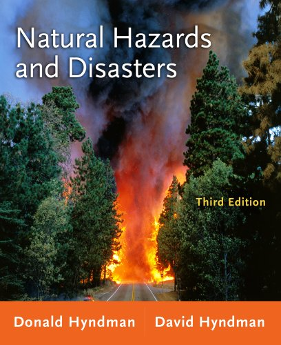 Natural Hazards and Disasters  3rd 2011 edition cover