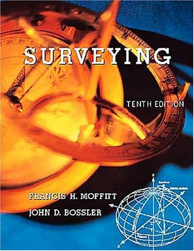 Surveying  10th 1998 (Revised) 9780673997524 Front Cover