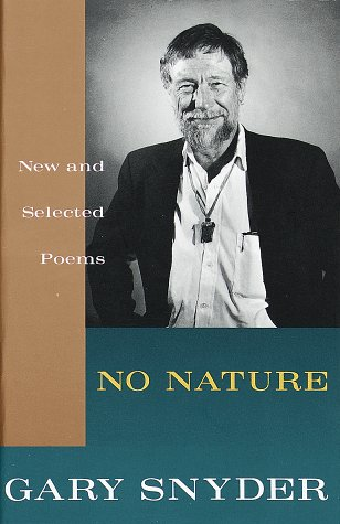 No Nature New and Selected Poems N/A edition cover