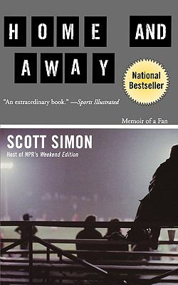 Home and Away Memoir of a Fan Reprint edition cover