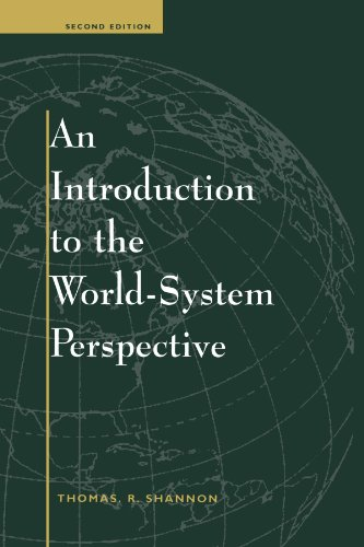Introduction to the World-System Perspective  2nd 1996 (Revised) edition cover