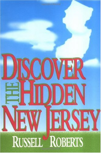 Discover the Hidden New Jersey   1995 edition cover