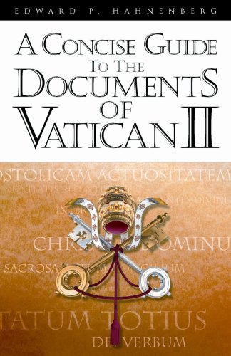 Concise Guide to the Documents of Vatican II   2007 edition cover