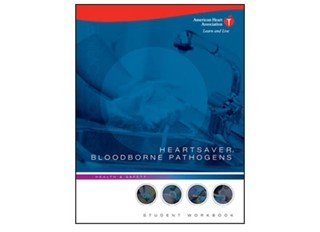 HEARTSAVER BLOODBORNE PATHOGEN N/A edition cover
