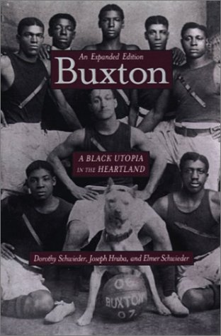 Buxton A Black Utopia in the Heartland  2003 (Expanded) edition cover