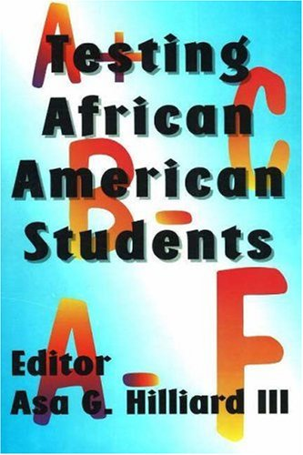 Testing African American Students  2nd 9780883781524 Front Cover
