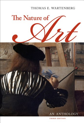 Nature of Art An Anthology 3rd 2012 edition cover
