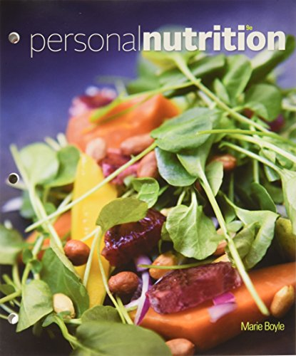 Personal Nutrition + Mindtap Nutrition, 1-term Access:   2015 edition cover