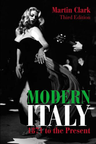 Modern Italy, 1871 to the Present  3rd 2008 (Revised) edition cover