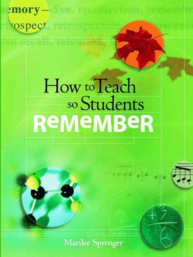 How to Teach So Students Remember   2005 edition cover