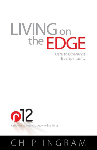 Living on the Edge Dare to Experience True Spirituality N/A edition cover